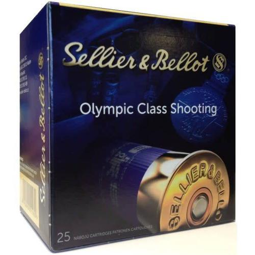 Sellier & Bellot 12ga 2-3/4″ 1oz Special Sport Slug 25/box?>