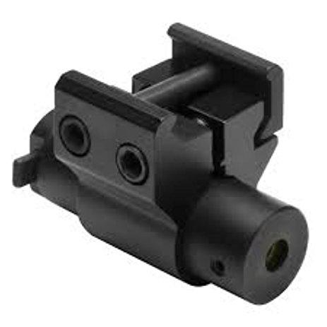 NcStar Compact Red Laser Sight (ACPRLS), Black?>
