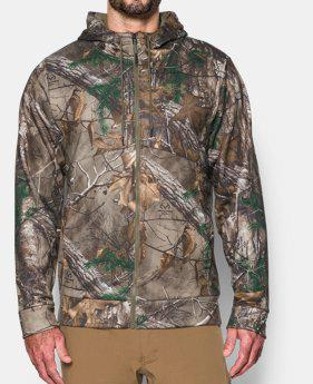 UNDER ARMOUR Storm Icon Camo Full Zip 1291450-946?>