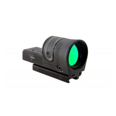 Trijicon 1×42 Reflex, Green 4.5 MOA Dot Reticle ACOG Base?>