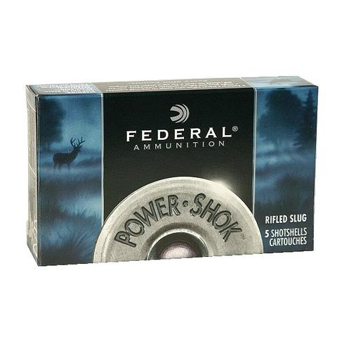 Federal  410 ga 2.5″ .25 oz Slug Shot F412RS?>