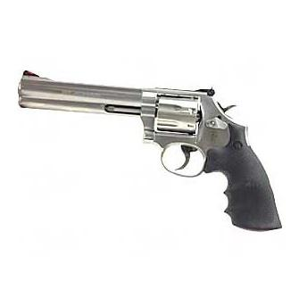 Smith &Wesson 164198 686 Plus Revolver .357 Mag 6in 7rd Stainless?>