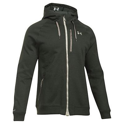 Under Armour ColdGear Infrared Dobson Mens Soft Shell Jacket 1246888-357?>