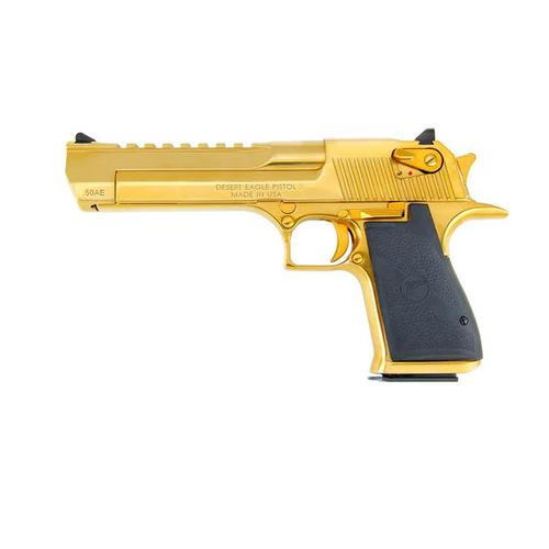 Magaum Research, Desert Eagle, Titanium Gold?>