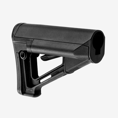 Magpul STR® Carbine Stock – Commercial-Spec, Black, MAG417-BLK?>