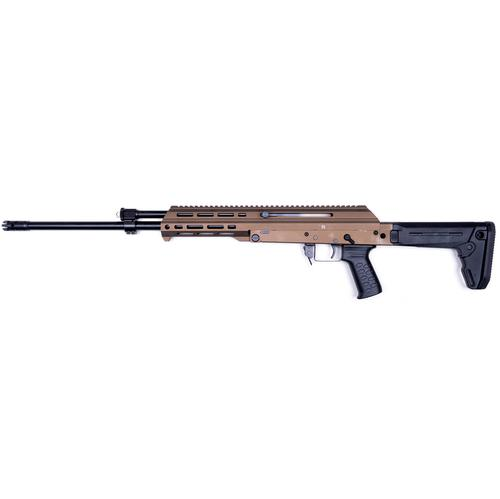 M+M M10x-DMR Short Handguard Burnt Bronze 7.62×39 18.6in Non-Restricted?>