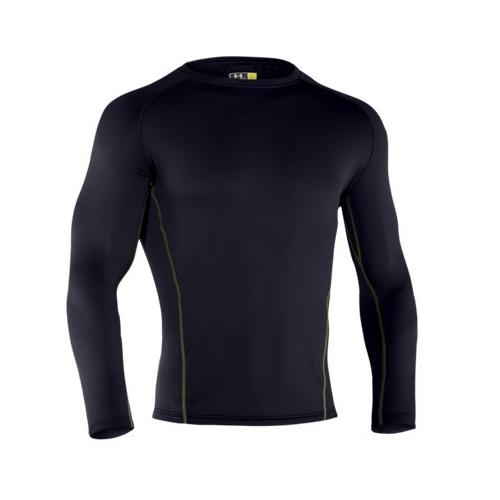 Under Armour ColdGear Base 3.0 Long-Sleeve Crew Top 1343243?>