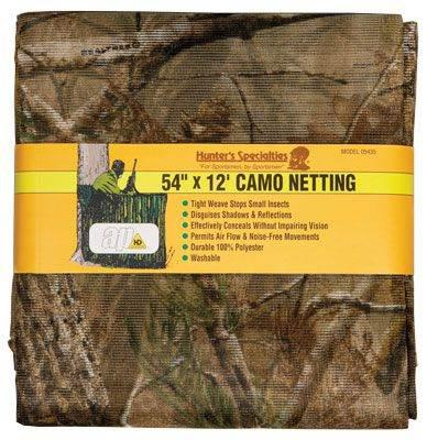 HUNTERS Hunters Netting 54×12 Realtree?>