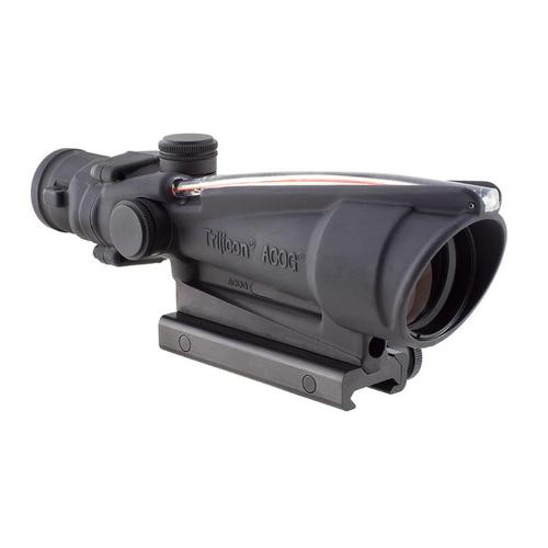 Trijicon TA11F ACOG 3.5×35 Red Chevron BAC .223 Reticle W/ TA51 Mount?>