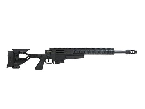 "Accuracy International AX .308 Win. Black with 20"" Barrel and Tactical Muzzle Brake?>"