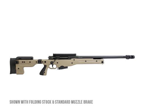 "Accuracy International AT .308 WIN 20"" Barrel Fixed Stock Pale Brown?>"