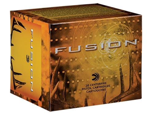 Federal Fusion .460 S&W Mag 260 Grain JSP 20 Round Box?>