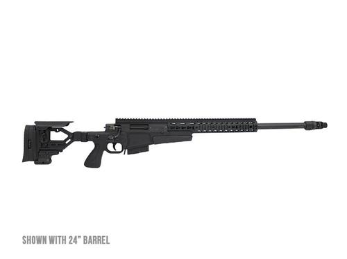 "Accuracy International AX .308 Win. Black with 26"" Barrel and Tactical Muzzle Brake?>"