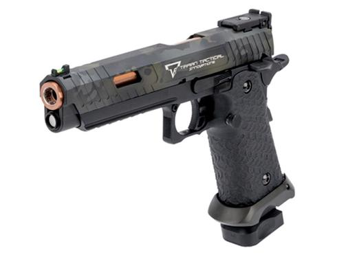 EMG STI / TTI Licensed JW3 2011 Combat Master w/ Black Sheep Arms Custom Cerakote?>