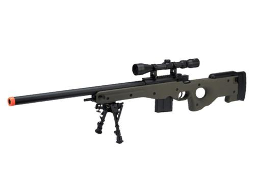 CYMA Standard L96 Bolt Action High Power Airsoft Sniper Rifle ODG?>