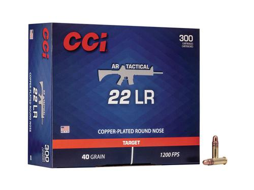 CCI, Tactical, .22LR, 40 GR, LRN, 300 Round Box?>