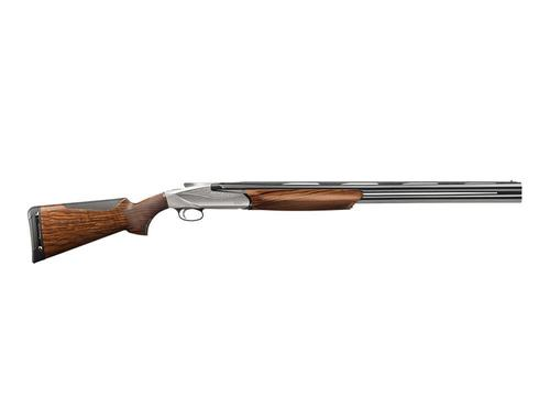 "Benelli 828U 12ga/3"" 28"" Nickel Receiver AA Walnut?>"