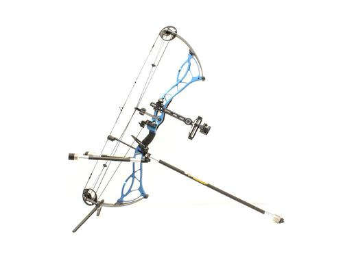 "USED Bowtech Fanatic 2.0 50-60# 24-29"" Blue w/ Accessories?>"