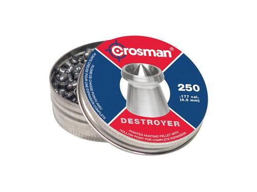 Crosman Destroyer .177 7.4gr Pointed Pellet 250 Count?>