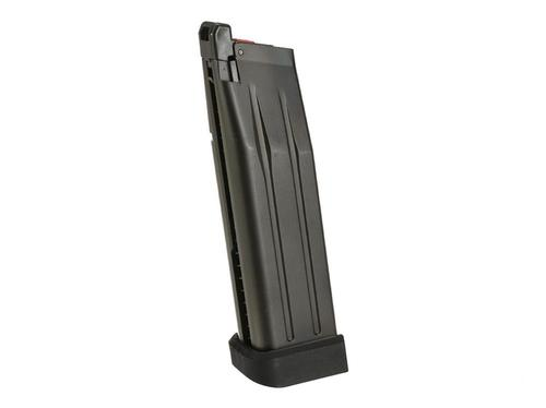 AW Custom Spec Green Gas Magazine for HI-CAPA Gas Pistols Black?>