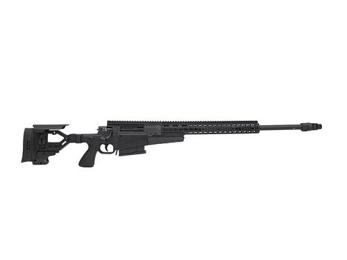 "Accuracy International AXMC .338 Lapua Mag. Black with 27"" Barrel and Tactical Muzzle Brake?>"